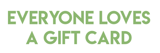 Everyone loves a gift card